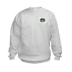 Chesapeake Arboretum Logo Kids Sweatshirt