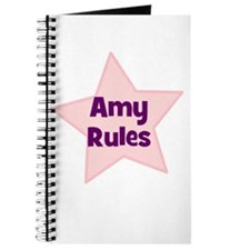 Amy Rules Journal