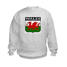 Wales Coat of Arms Sweatshirt