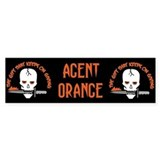 Agent Orange: The Gift Bumper Bumper Sticker