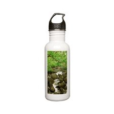 High angle view of a s Stainless Steel Water Bottle