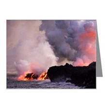 Bigger Big Island Note Cards (Pk of 10)
