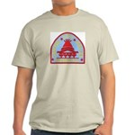 Raleigh Police Ash Grey T-Shirt