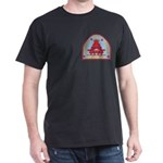 Raleigh Police Dark T-Shirt