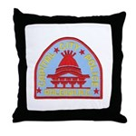 Raleigh Police Throw Pillow