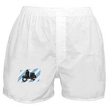 Classic Vespa Badge Boxer Shorts