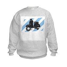 Classic Vespa Badge Sweatshirt
