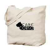 Cane Corso Tote Bag