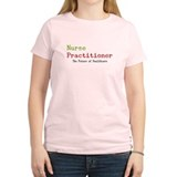 Nurse practitioner 3 T-Shirt