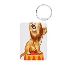 Panthera leo, Lion sitting Keychains