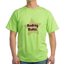 Audrey Rules T-Shirt
