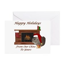 Chinnie Christmas - Greeting Cards (Pk of 10)