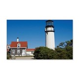 Highland Light, Cape Cod National Wall Decal