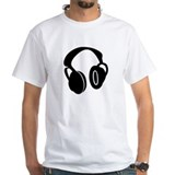 DJ Headphones Shirt