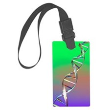DNA Strand Luggage Tag