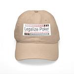 Legalize Poker Cap