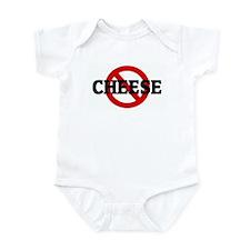 Anti CHEESE Infant Bodysuit