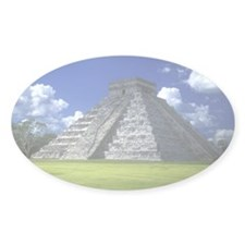 El Castillo  Chichen Itza (Ma Decal