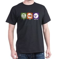 Eat Sleep Shuffleboard T-Shirt