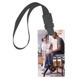 Rehabilitation Large Luggage Tag