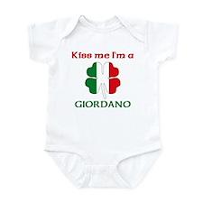 Giordano Family Infant Bodysuit