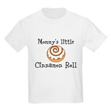 Mommys little Cinnamon Roll T-Shirt