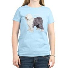Old English Sheepdog Dog T-Shirt