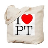 I Heart PT - Tote Bag
