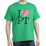 I Heart PT - T-Shirt