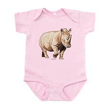 Rhino Rhinoceros Animal Onesie