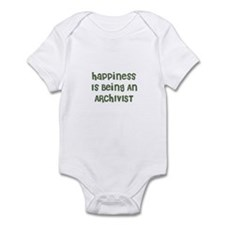 Happiness Is Being An ARCHIVI Infant Bodysuit