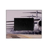 Line of US Air Force aircraft Picture Frame