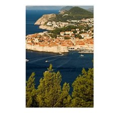 Old town, Dubrovnik, Croa Postcards (Package of 8)