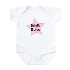 Brielle Rules Infant Bodysuit