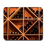 Wine storage Mousepad