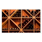 Wine storage Decal