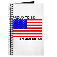 Proud to be an American Journal