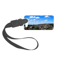 Cityscape of Cork City with Shan Luggage Tag
