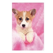 Welsh Corgi Postcards (Package of 8)