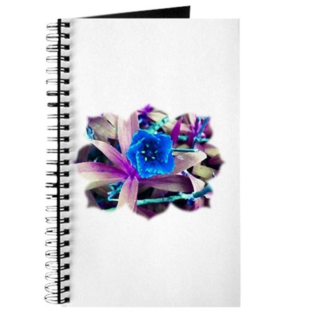 Blue Flower Journal