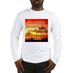 Love Is A Canvas Long Sleeve T-Shirt