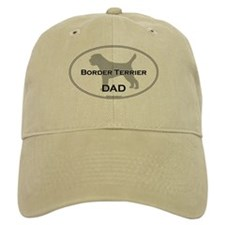Border Terrier DAD Baseball Cap