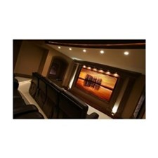 Home Theatre Wall Decal
