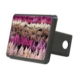 Field of flowers Rectangular Hitch Cover