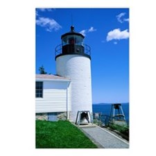 Bass Harbor Head Lighthou Postcards (Package of 8)