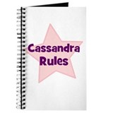Cassandra Rules Journal