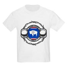 Wyoming Golf T-Shirt