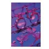 Optometry instruments Postcards (Package of 8)