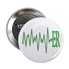 "ER EKG 2.25"" Button (10 pack)"