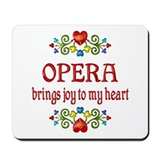 Opera Joy Mousepad